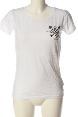 earth positive Print-Shirt