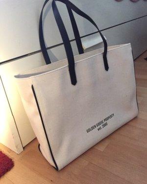 East West California bag Off White Shopper Canvas neu mit Etikett und Staubbeutel