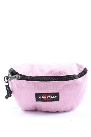 Eastpak Bauchtasche pink-schwarz Casual-Look