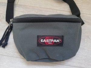 Eastpak Bauchtasche/Gürteltasche in dunkelgrau/khaki