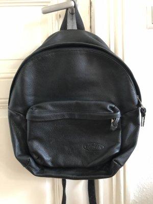 Eastpak Sac à dos pour ordinateur portable noir cuir