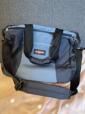 Eastpak Notebooktasche grau/blau