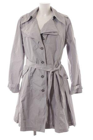 Easy Comfort Cappotto corto grigio chiaro stile casual