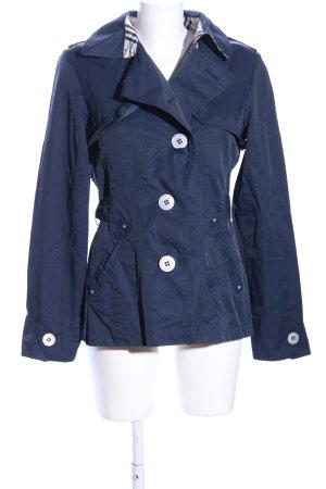 Easy Comfort Übergangsjacke blau Casual-Look
