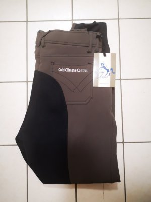 Easy Rider Riding Trousers grey brown