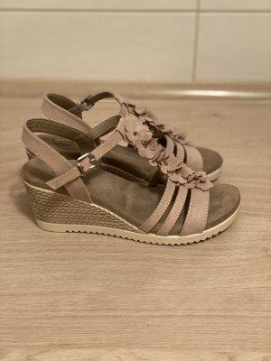 Easy Street Sandalen mit Keilabsatz Größe 36