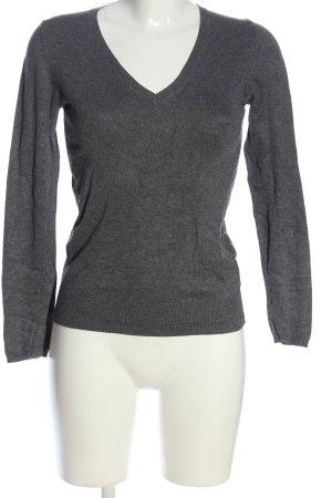 Easy Wear V-Ausschnitt-Pullover