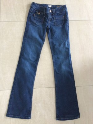 Ebba Low Bootcut-Jeans von Only 25/32