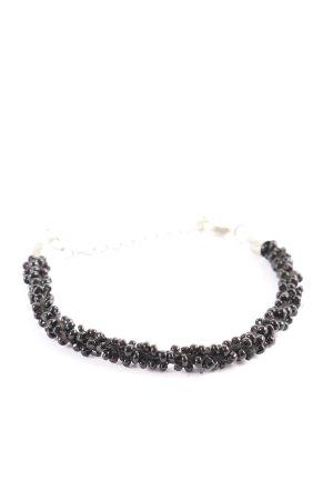 Ebelin Armband schwarz Elegant