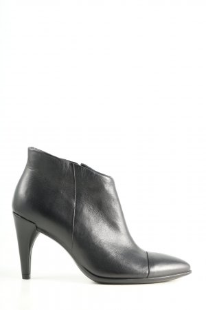 Ecco Ankle Boots schwarz Business-Look