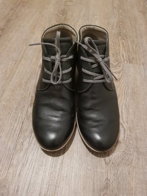 Ecco Ankle Boots Keilabsatz Gr. 38 sehr gut
