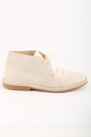 Ecco Derby natural white casual look