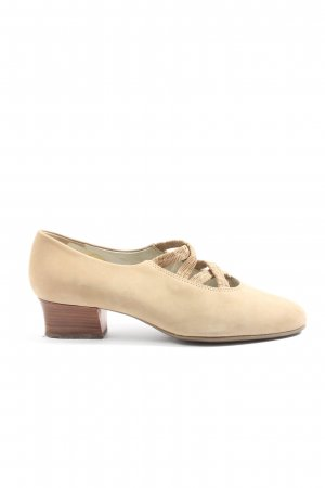 Ecco Loafers natural white casual look