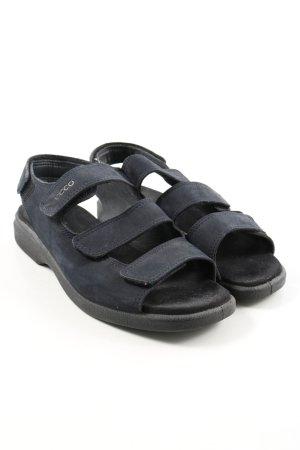 """Ecco Sandales confort """"W-kwxpyb"""" noir"""