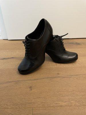 Ecco Leder Schuh