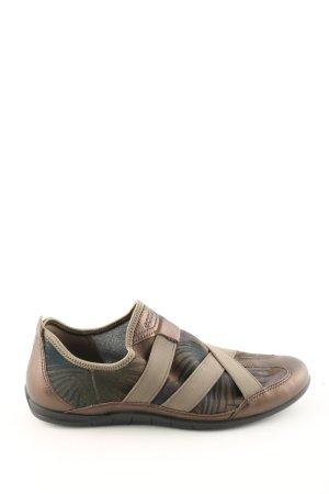 Ecco Schlüpfsneaker abstraktes Muster Casual-Look
