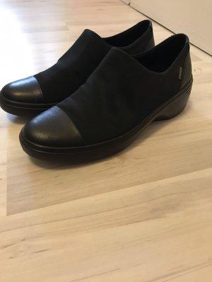 Ecco Zapatos de marinero negro