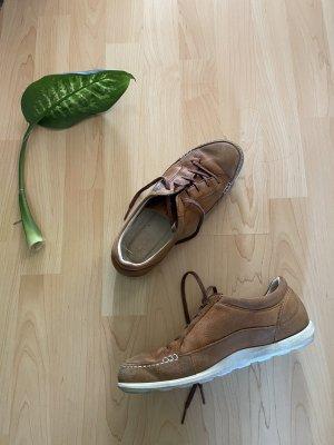Ecco schuhe sneaker 39 braun flach gemütlich y2k