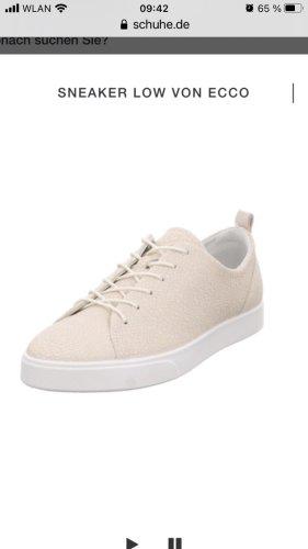 Ecco Sneaker aus Leder