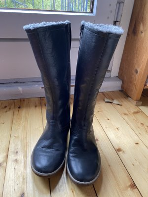 Ecco Bottes d'hiver noir-gris anthracite