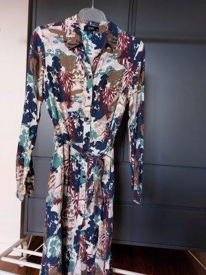 Sonstige Robe chemise multicolore viscose