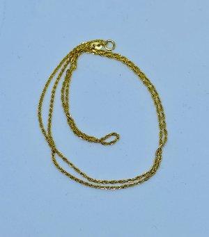 Złoty łańcuch złoto