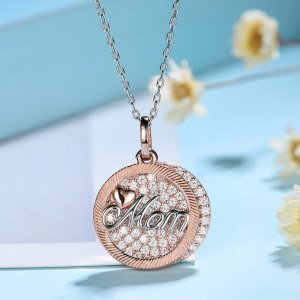 Juwelier Pendant rose-gold-coloured