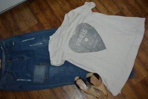 Echt cooles T-Shirt Gr. 42 Paris