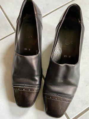 Echt Leder ara Schuhe gr 40 neuwertig np 90€