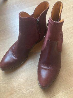 Echt leder Boots gr 39