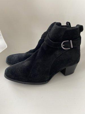 Echt Leder Boots ungetragen