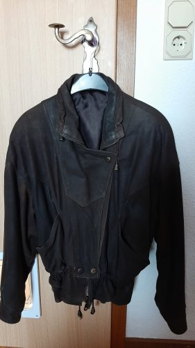 & other stories Leather Jacket light brown-brown