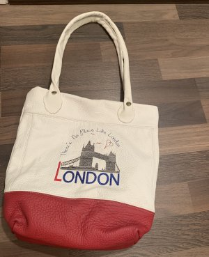 Echt Leder Handtasche