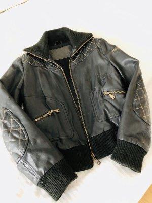 Echt Leder Jacke von Replay
