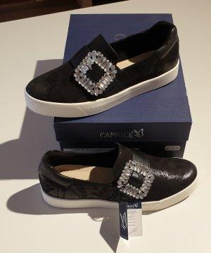 Caprice Slip-on Shoes black