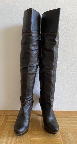 Chelsea Boot brun foncé