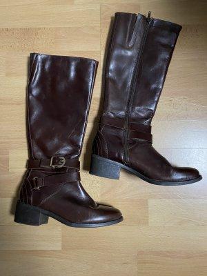 5 th Avenue Heel Boots multicolored