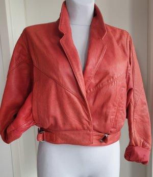 Echt Leder vintage Jacke