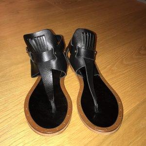Zara Dianette Sandals black