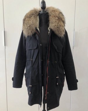 We Love Furs Pelt Jacket black