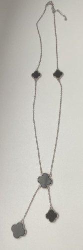 Echt Silber 925 Halskette Kleeblatt Neu mit Verpackung hochwertig