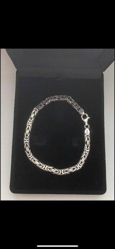 Echt Silber 925 Königsarmband Neu mit Verpackung