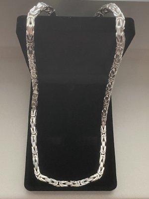 Echt Silber 925 Königskette Neu mit Verpackung