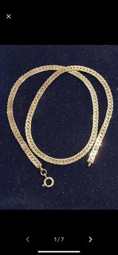 Echt Silber 925 massive Halskette 45 cm
