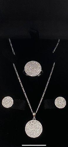 Echt Silber 925 Schmuckset NEU mit Verpackung hochwertig