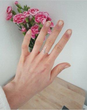 Juwelier Srebrny pierścionek srebrny