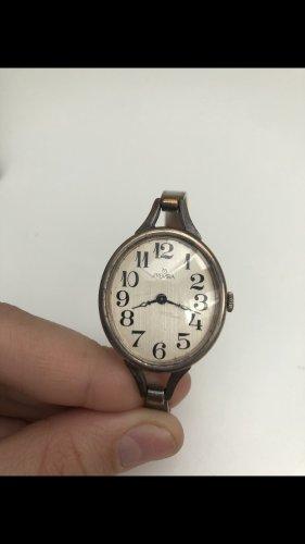 Echt Silber vintage Armbanduhr