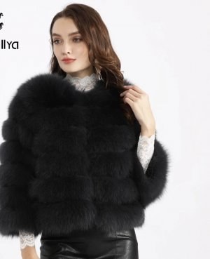 Pelt Jacket black pelt