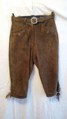 Angermaier Traditional Trousers brown
