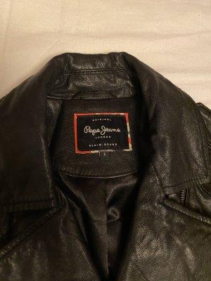 Echte Leder Jacke 2mal getragen
